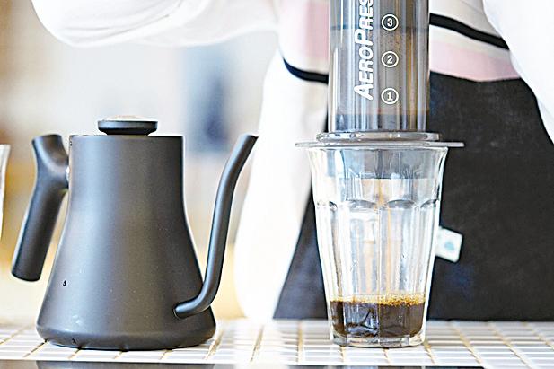 一杯好喝咖啡值得耐心等待。