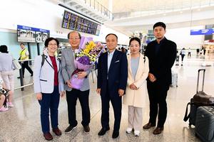 韓醫徐孝錫再訪港 健康博覽辦諮詢會