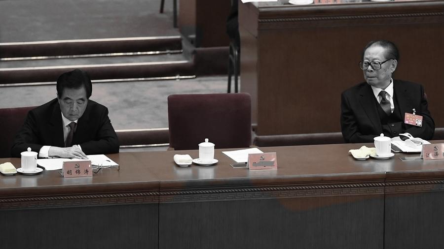 曾慶紅「乾兒子」爆猛料:江澤民曾軟禁胡錦濤