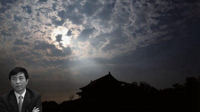 王滬寧煽情貿易戰, 外媒譏諷太多太硬太重太老。(WANG ZHAO/AFP/Getty Images)