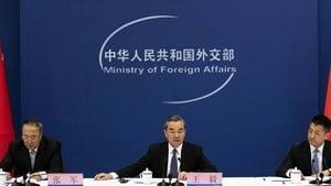 中共外交部對「黨」高級黑 耿爽一句話笑翻網絡