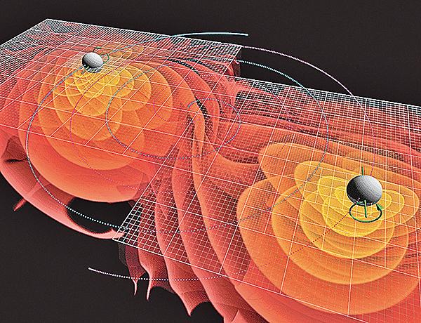 黑洞碰撞合併如同家常便飯