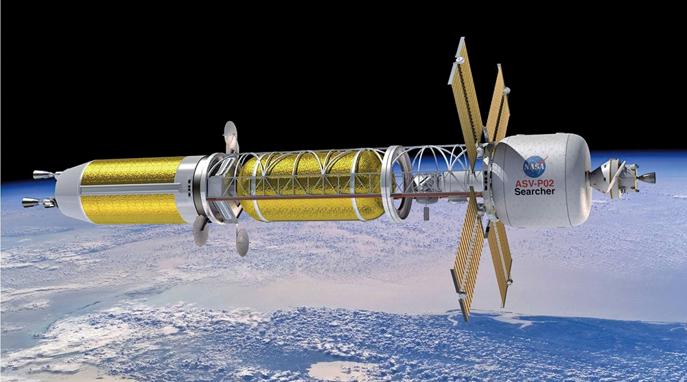 NASA獲注資重啟核熱推進技術