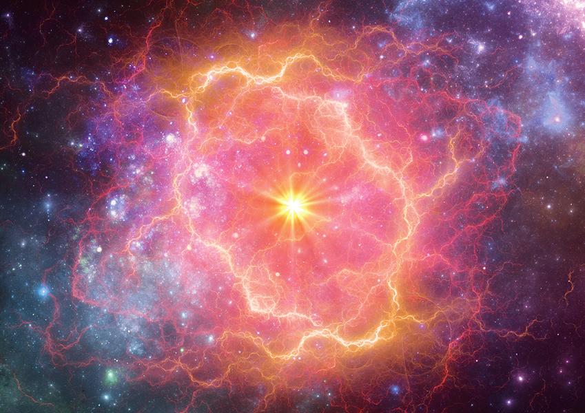 科學家發現近二千顆超新星