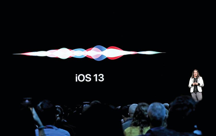 蘋果開發者大會開幕 iOS 13和iPadOS亮相