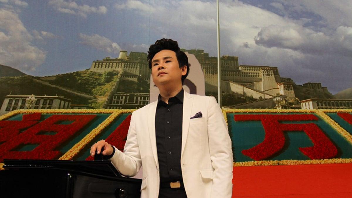中央歌劇院的內部人士對陸媒說,楊陽得了抑鬱症,從26樓跳下身亡。(合成圖片)