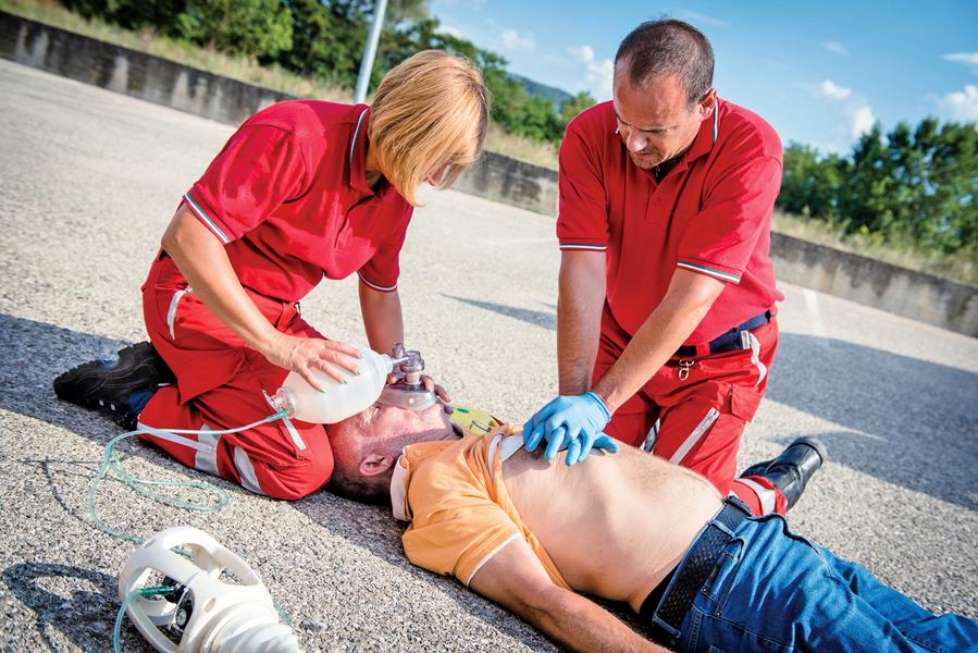 搶救OHCA病人 務必掌握生存之鏈5環節