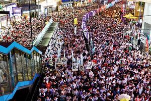 【北京觀察】港人抵制惡法 世界看清中共