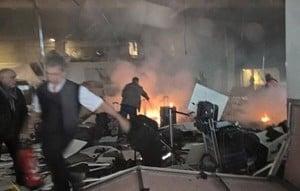 伊斯坦堡機場3宗炸彈襲擊 逾36死147傷