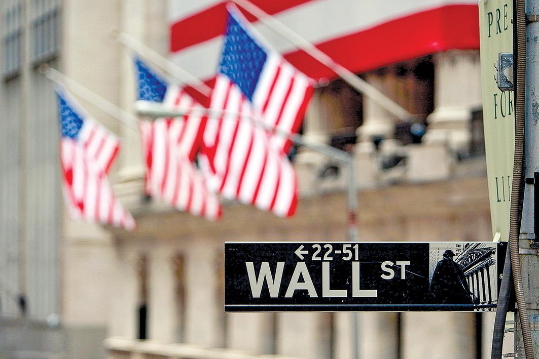 「中國元素」曾經讓華爾街趨之若鶩,但這種趨勢正在逆轉,華爾街與中共的密切聯繫也已成昨日黃花。(GettyImages)