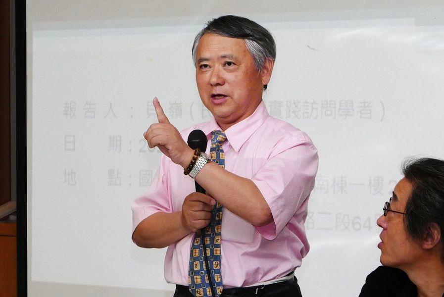《大紀元》報道「港人群起抗共」 台灣學者讚揚