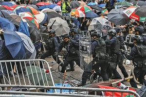 林鄭上場後中共直接管香港