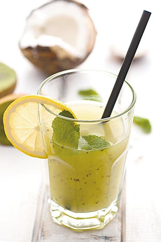 果汁也可以被算入每日水份攝取量中。