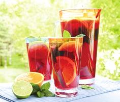 夏日炎炎  如何選擇清涼飲品?