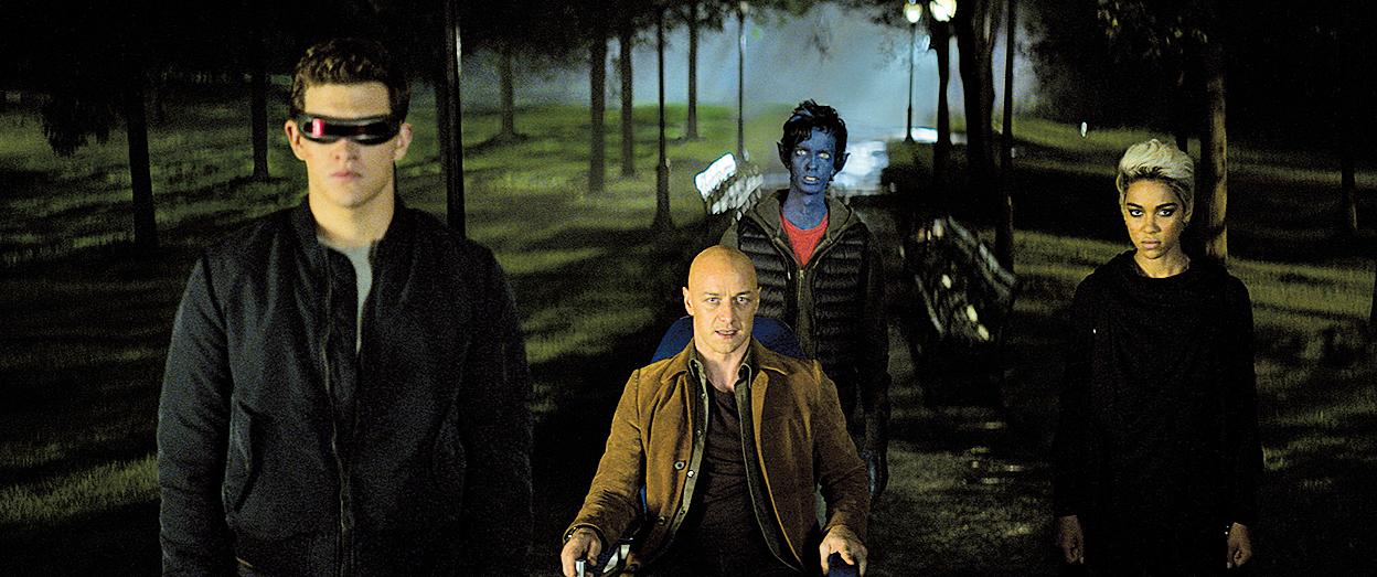 《變種特攻》自2000年推出以來,吸納了不少粉絲,今年來到最後一部《變種特攻:黑鳳凰》,群星匯集。