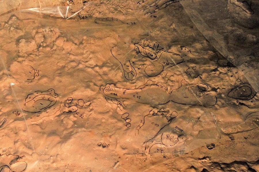 考古還原1.4萬年前一家五口的探險