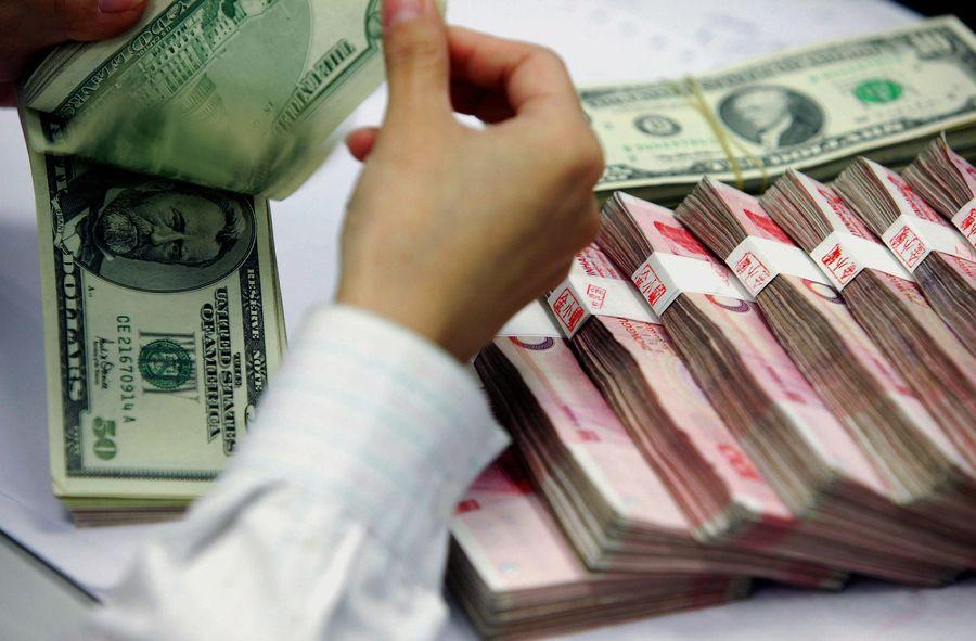 近期,中共當局對人民幣匯率的態度轉變迅速。(Getty Images)