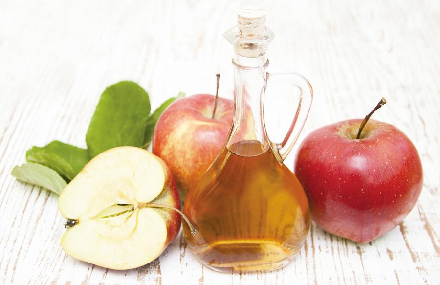 蘋果醋神奇的美容功效