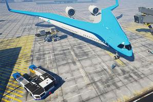 飛機新設計:乘客將坐在機翼上