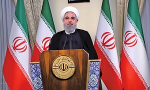 伊朗揚言增加濃縮鈾存量上限
