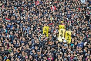 香港大遊行後 G20峰會有「習特會」嗎?