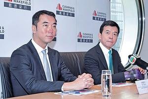 戴德梁行指出:中資退出香港大額物業交易