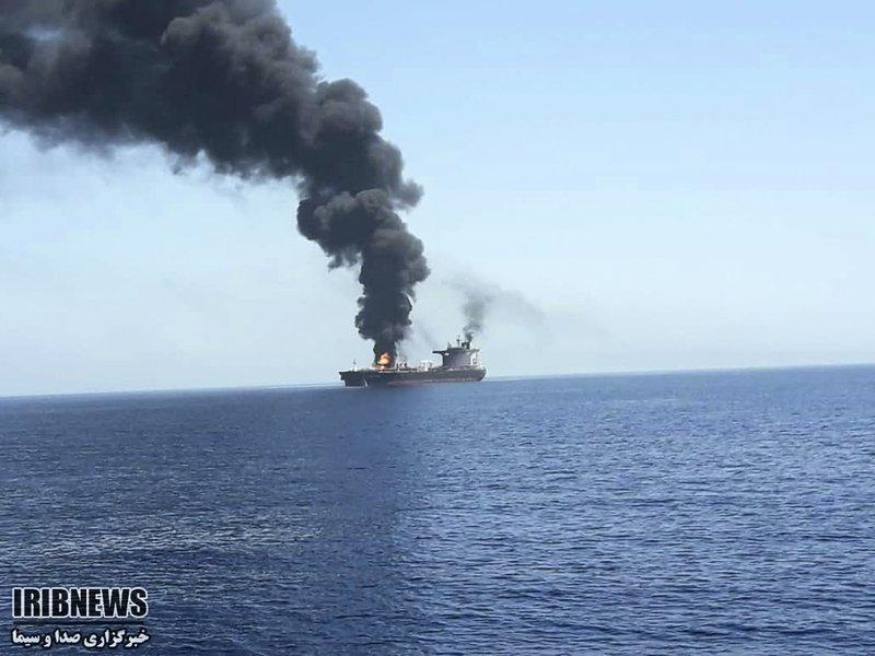 誰是阿曼灣襲擊油船的幕後黑手
