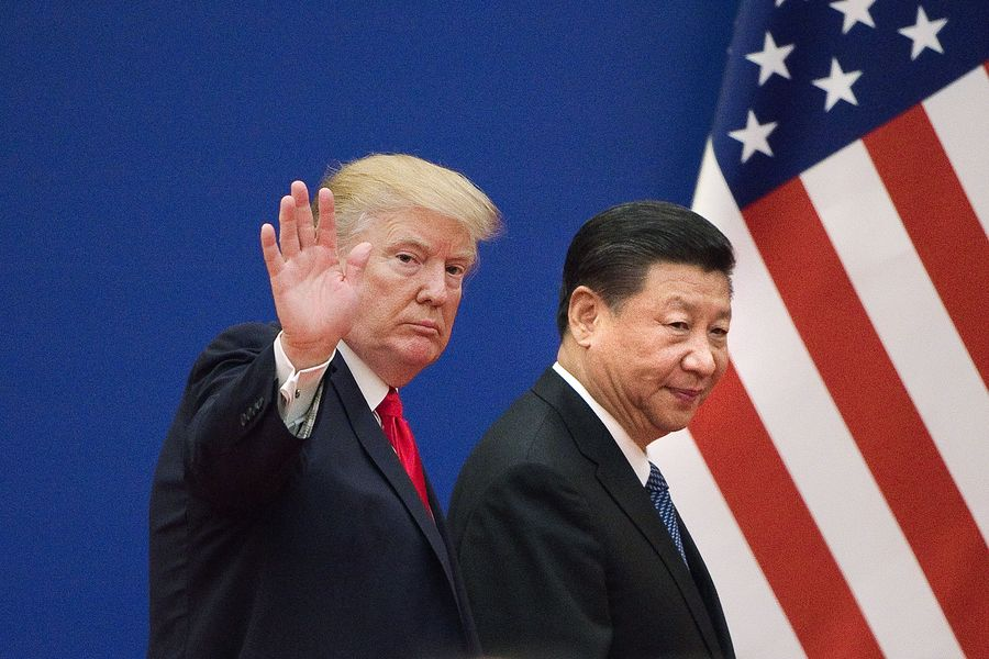 G20習特會6月18日敲定,但達成甚麼協定外界關注。(NICOLAS ASFOURI/AFP/Getty Images)