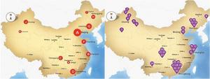 中國器官移植醫院地圖揭秘「活人農場」