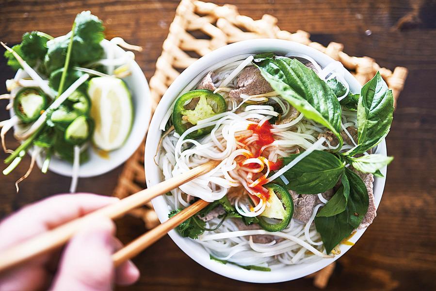 越南菜「棒」得傳統