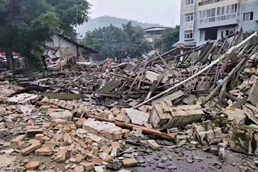 譚作人分析川震不可輕易排除的人為因素