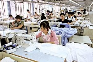 外貿停滯內需弱  紡織業多停產