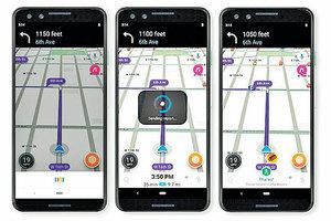 導航程式Waze 增加谷歌助手按鈕