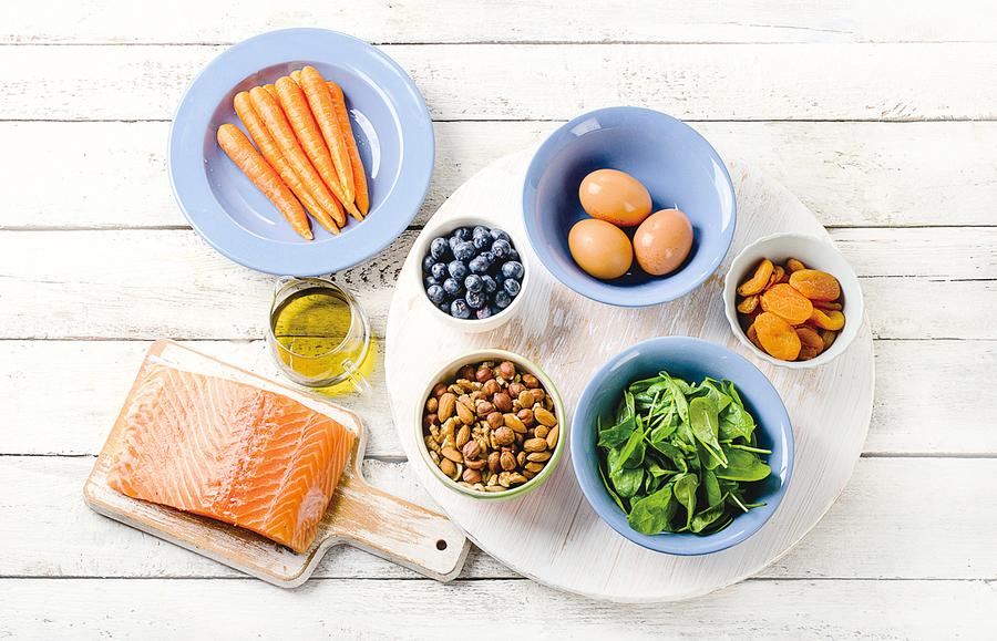 這些天然食物幫你 補充六大護眼營養素