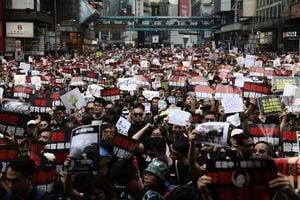 美智庫:香港將成為 摧毀中共政權的導火線