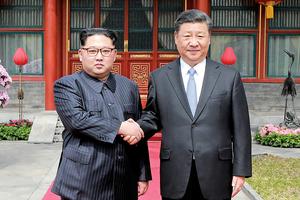 外媒析中共北韓各有所求