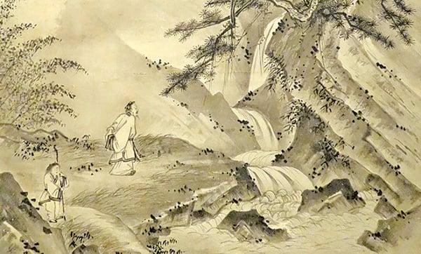 李白曾如此說自己:「十歲觀百家」、「十五觀奇書」,並「好劍術」(維基百科)