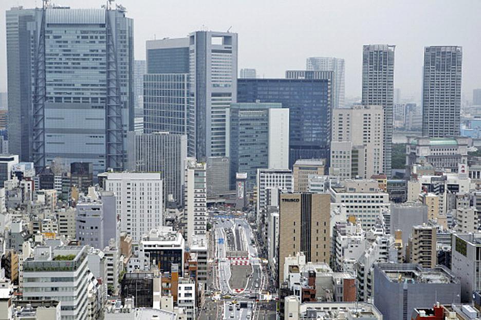 中國投資者引發的地產投資潮,專家憂投資過熱。(GettyImages)