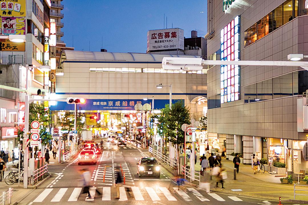 東京圈內買樓租房人氣排行街區。(遊沛然/大紀元)