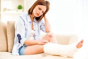 為什麼骨折癒合慢?
