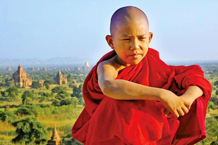 兩幼童憶前世為僧 生平行儀和當地法師對應
