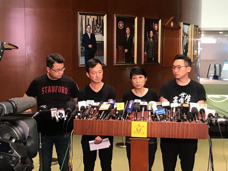 香港大律師公會促撤惡法 民陣G20峰會前夕再施壓