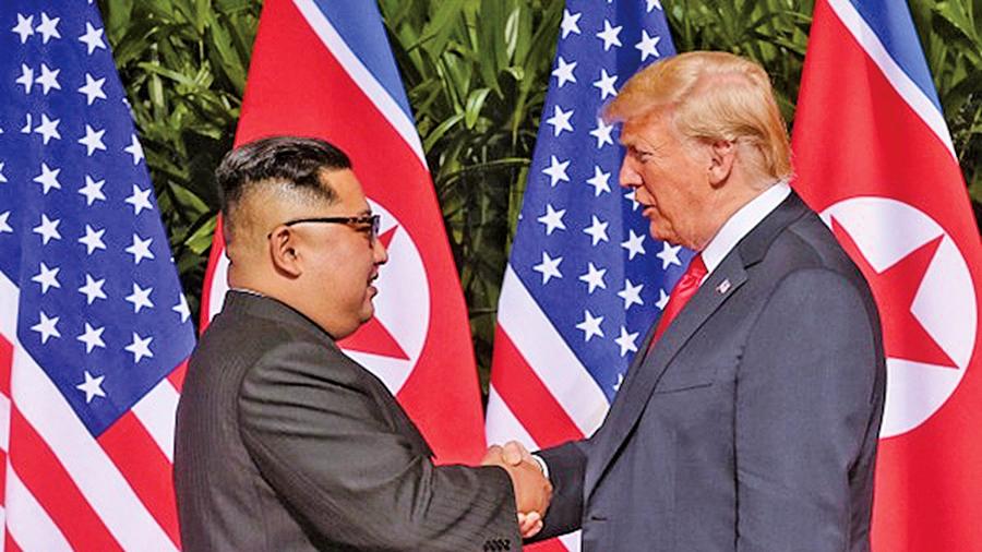 特朗普對北韓制裁延長一年