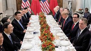 汪洋就貿易戰發聲 與王滬寧不同調