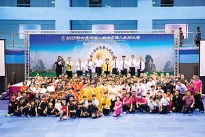 第六屆新唐人「全世界華人武術大賽」初賽 好手雲集 123人入圍紐約複賽