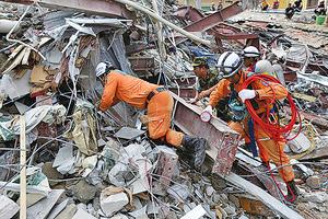 柬埔寨大樓倒塌28死 徹查中資案