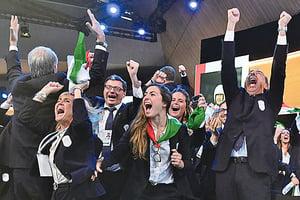 意大利擊敗瑞典 獲2026冬奧會主辦權
