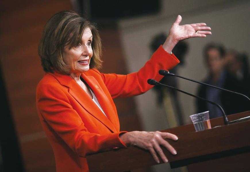 美國民主黨的彈劾困境: 是懦弱還是誹謗?