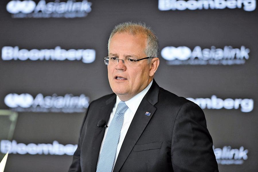 澳總理:不會坐視中美貿易戰惡化
