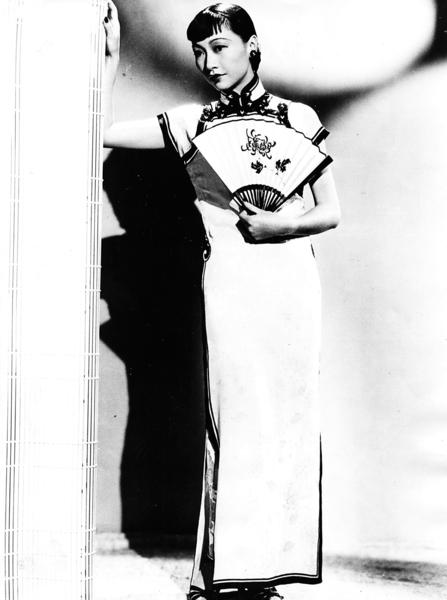 旗袍--穿越百年的東方風韻